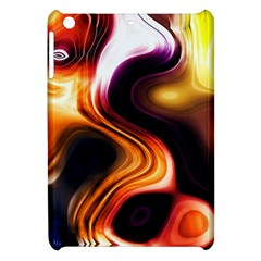 Colourful Abstract Background Design Apple Ipad Mini Hardshell Case by BangZart