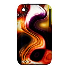 Colourful Abstract Background Design Iphone 3s/3gs by BangZart
