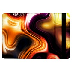 Colourful Abstract Background Design Ipad Air Flip by BangZart