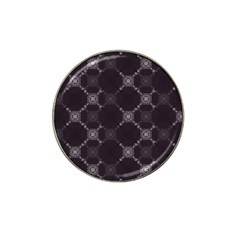 Abstract Seamless Pattern Background Hat Clip Ball Marker (10 Pack)