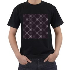 Abstract Seamless Pattern Background Men s T Shirt (black) by BangZart