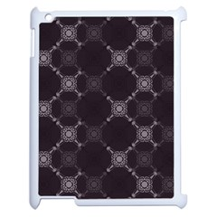 Abstract Seamless Pattern Background Apple Ipad 2 Case (white) by BangZart