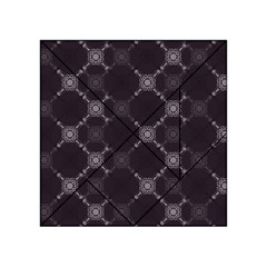 Abstract Seamless Pattern Background Acrylic Tangram Puzzle (4  X 4 )
