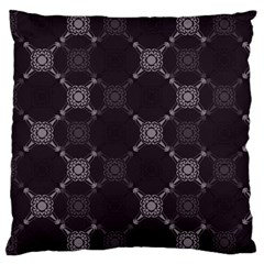 Abstract Seamless Pattern Background Large Cushion Case (two Sides)