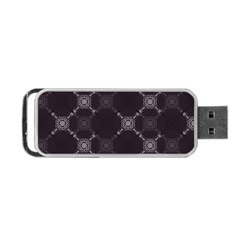 Abstract Seamless Pattern Background Portable Usb Flash (two Sides) by BangZart