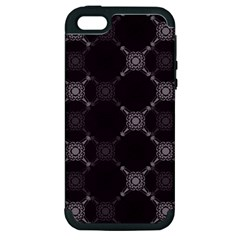 Abstract Seamless Pattern Background Apple Iphone 5 Hardshell Case (pc+silicone)