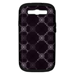 Abstract Seamless Pattern Background Samsung Galaxy S Iii Hardshell Case (pc+silicone)