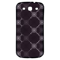 Abstract Seamless Pattern Background Samsung Galaxy S3 S Iii Classic Hardshell Back Case by BangZart