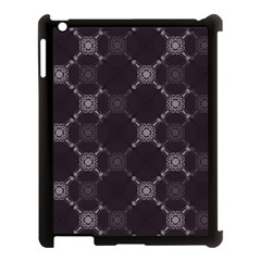 Abstract Seamless Pattern Background Apple Ipad 3/4 Case (black) by BangZart