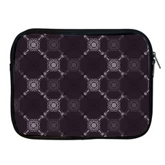 Abstract Seamless Pattern Background Apple Ipad 2/3/4 Zipper Cases