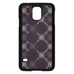 Abstract Seamless Pattern Background Samsung Galaxy S5 Case (black) by BangZart