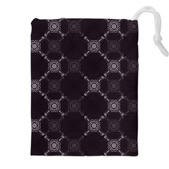 Abstract Seamless Pattern Background Drawstring Pouches (xxl) by BangZart