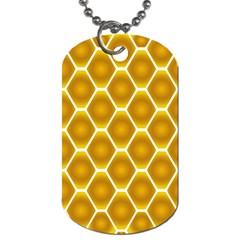 Snake Abstract Pattern Dog Tag (two Sides) by BangZart