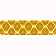 Snake Abstract Pattern Large Bar Mats by BangZart