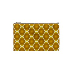 Snake Abstract Pattern Cosmetic Bag (small)  by BangZart