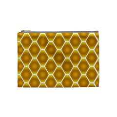 Snake Abstract Pattern Cosmetic Bag (medium)  by BangZart