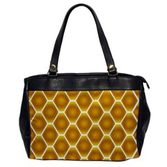 Snake Abstract Pattern Office Handbags by BangZart