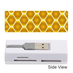 Snake Abstract Pattern Memory Card Reader (stick)