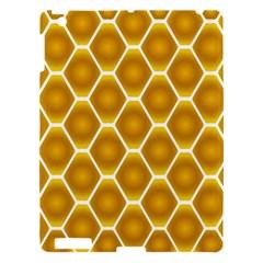 Snake Abstract Pattern Apple Ipad 3/4 Hardshell Case by BangZart
