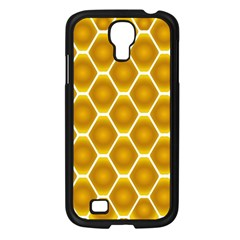 Snake Abstract Pattern Samsung Galaxy S4 I9500/ I9505 Case (black) by BangZart