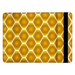 Snake Abstract Pattern Samsung Galaxy Tab Pro 12 2  Flip Case by BangZart
