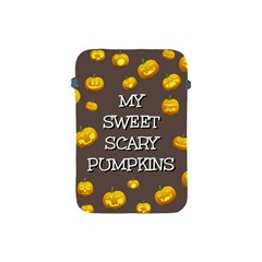 Hallowen My Sweet Scary Pumkins Apple Ipad Mini Protective Soft Cases by BangZart