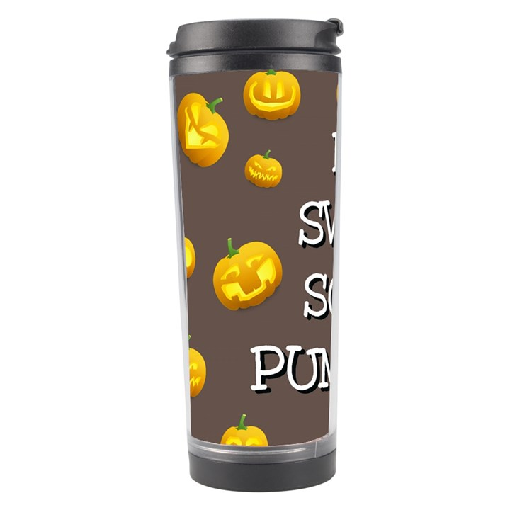 Hallowen My Sweet Scary Pumkins Travel Tumbler