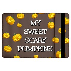 Hallowen My Sweet Scary Pumkins Ipad Air Flip by BangZart