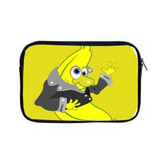 Funny Cartoon Punk Banana Illustration Apple Ipad Mini Zipper Cases