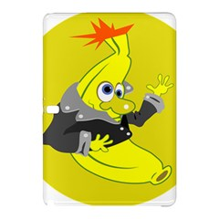 Funny Cartoon Punk Banana Illustration Samsung Galaxy Tab Pro 12 2 Hardshell Case