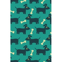 Happy Dogs Animals Pattern 5 5  X 8 5  Notebooks by BangZart