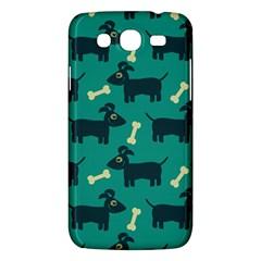 Happy Dogs Animals Pattern Samsung Galaxy Mega 5 8 I9152 Hardshell Case  by BangZart