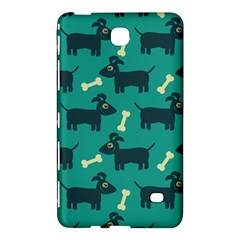Happy Dogs Animals Pattern Samsung Galaxy Tab 4 (8 ) Hardshell Case