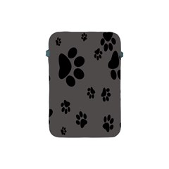 Dog Foodprint Paw Prints Seamless Background And Pattern Apple Ipad Mini Protective Soft Cases by BangZart