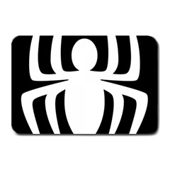 White Spider Plate Mats by BangZart