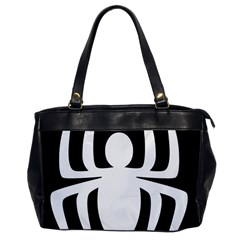 White Spider Office Handbags by BangZart