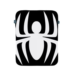 White Spider Apple Ipad 2/3/4 Protective Soft Cases by BangZart