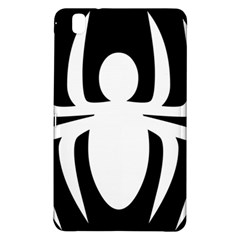White Spider Samsung Galaxy Tab Pro 8 4 Hardshell Case by BangZart