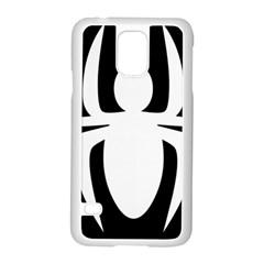 White Spider Samsung Galaxy S5 Case (white)