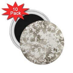 Wall Rock Pattern Structure Dirty 2 25  Magnets (10 Pack)