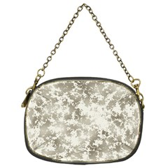 Wall Rock Pattern Structure Dirty Chain Purses (one Side)