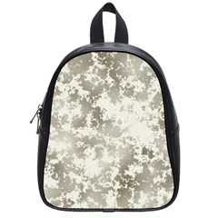 Wall Rock Pattern Structure Dirty School Bags (small)  by BangZart