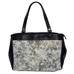 Wall Rock Pattern Structure Dirty Office Handbags