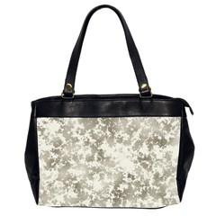 Wall Rock Pattern Structure Dirty Office Handbags (2 Sides)  by BangZart
