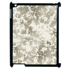 Wall Rock Pattern Structure Dirty Apple Ipad 2 Case (black) by BangZart