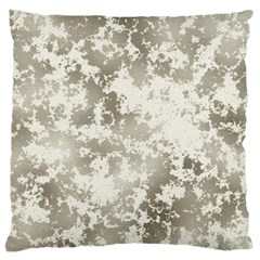 Wall Rock Pattern Structure Dirty Large Cushion Case (one Side)