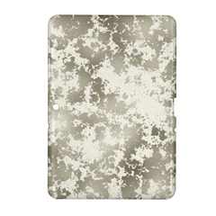 Wall Rock Pattern Structure Dirty Samsung Galaxy Tab 2 (10 1 ) P5100 Hardshell Case  by BangZart