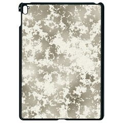 Wall Rock Pattern Structure Dirty Apple Ipad Pro 9 7   Black Seamless Case by BangZart