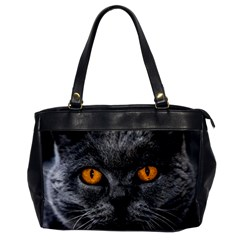 Cat Eyes Background Image Hypnosis Office Handbags by BangZart