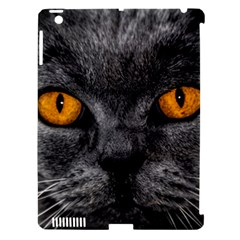 Cat Eyes Background Image Hypnosis Apple Ipad 3/4 Hardshell Case (compatible With Smart Cover)